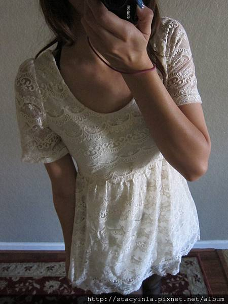 E13 高質感蕾絲洋裝, 售價 $800