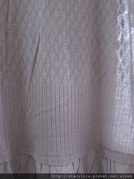W14 kookai 針織拼接隨性洋裝