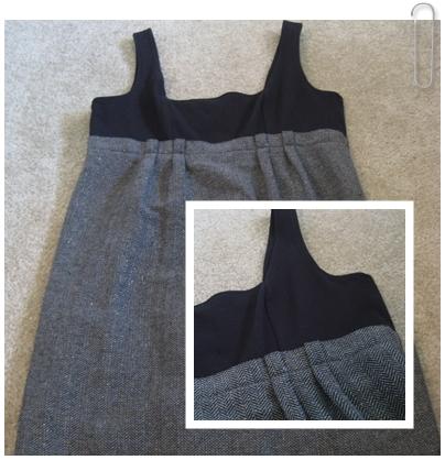 洋裝 9 金蔥背心西裝毛料洋裝.jpg