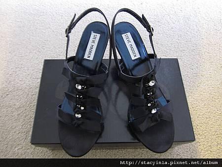 鞋子 3 Steve Madden 蝴蝶結寶石涼鞋 $1500 (1)