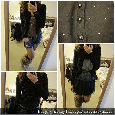 黑色鉚釘針織外套.jpg