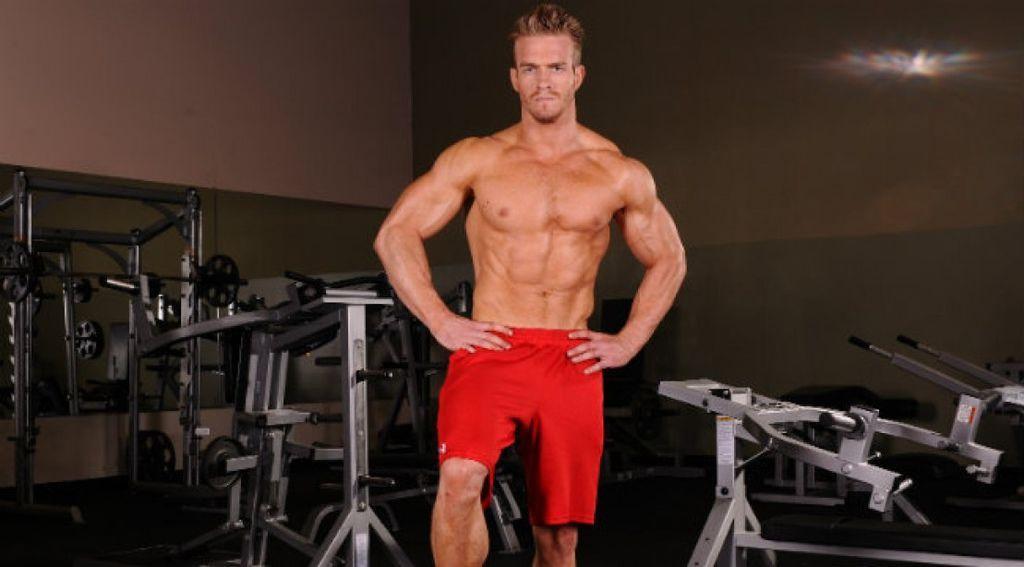 Bodybuilder  12-9-13