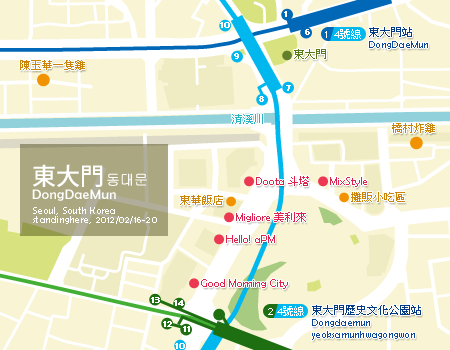 seoulmap-東大門