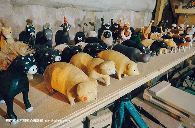 想作室木雕初心者-27