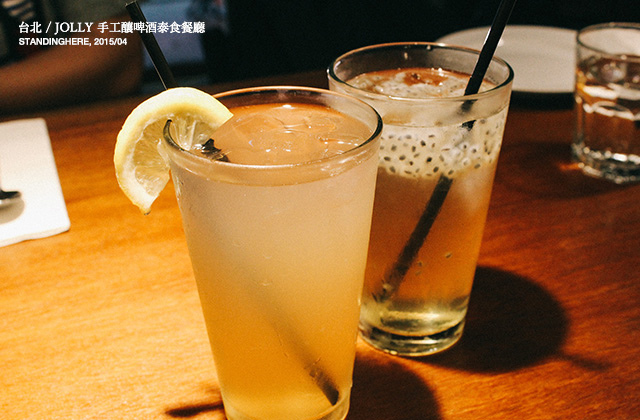Jolly手工釀啤酒泰食餐廳-13
