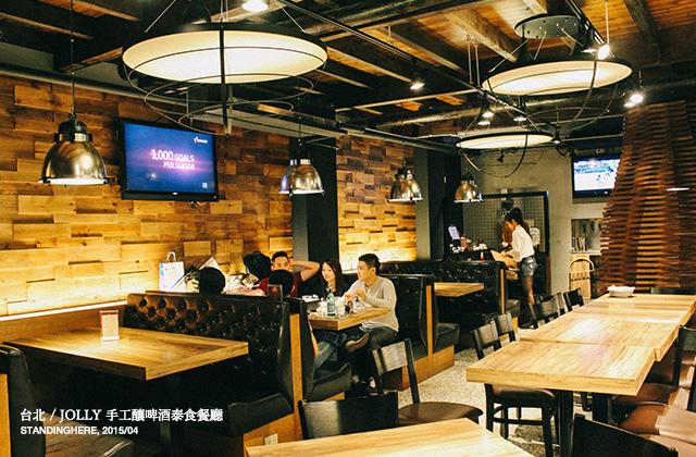 Jolly手工釀啤酒泰食餐廳-54