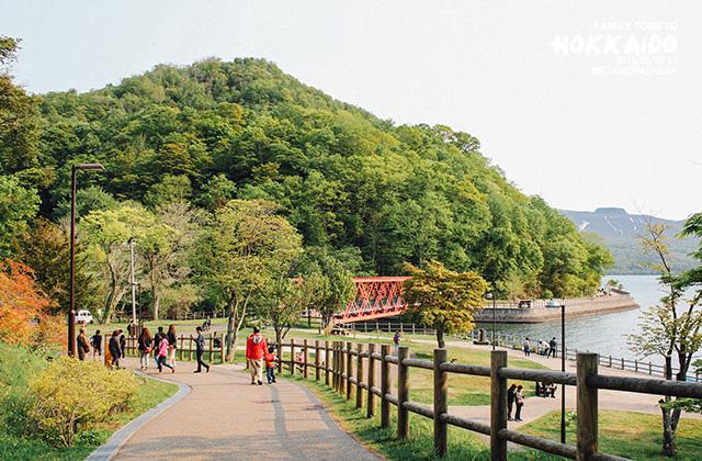 北海道支笏湖-23