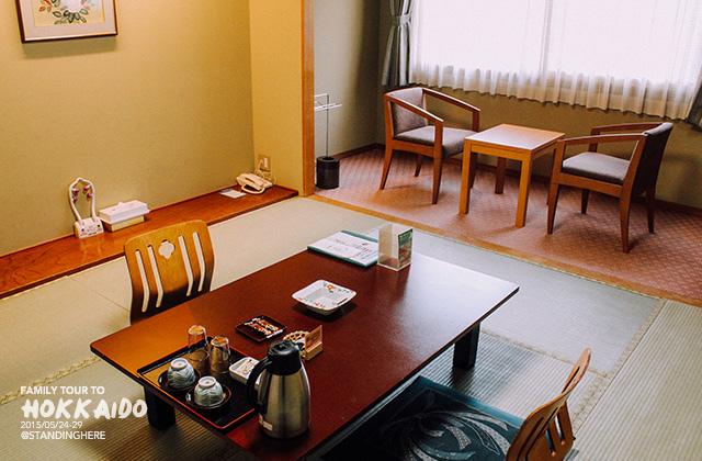 登別溫泉旅館-73