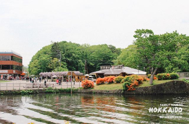 北海道-大沼國定公園-146