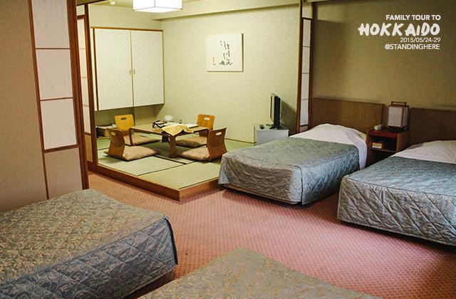北海道-鹿之湯溫泉飯店-262