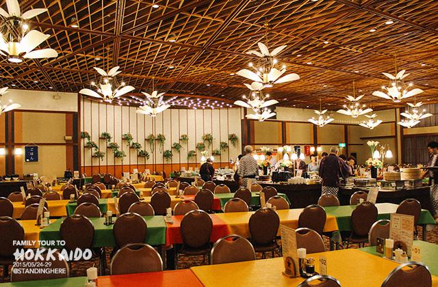 北海道-鹿之湯溫泉飯店-282