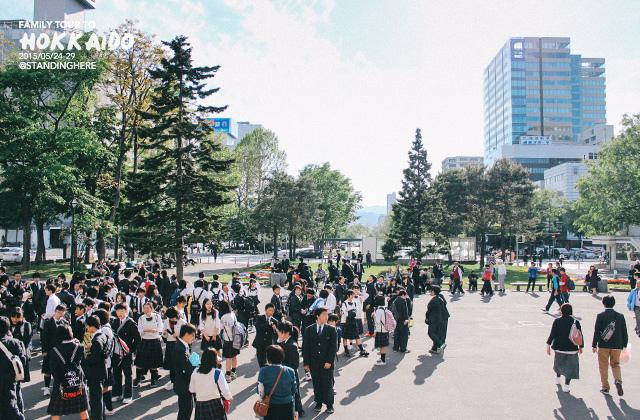 北海道-大通公園-113