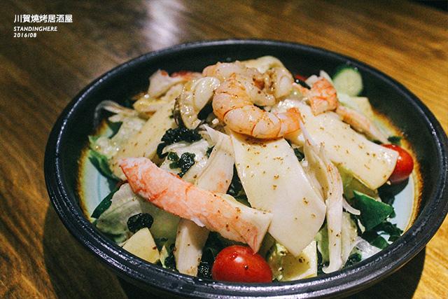 忠孝敦化-川賀燒烤居酒屋-36