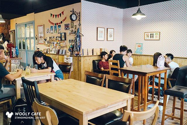 桃園-wooly cafe-34