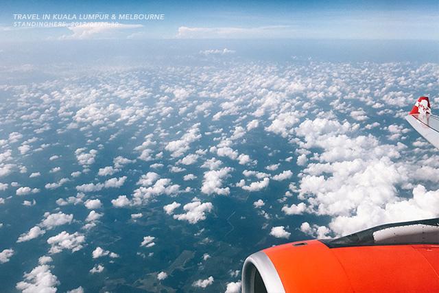 馬來西亞-吉隆坡-澳洲-墨爾本自助旅行-003