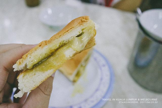 馬來西亞吉隆坡-燕美市場-阿榮哥海南茶