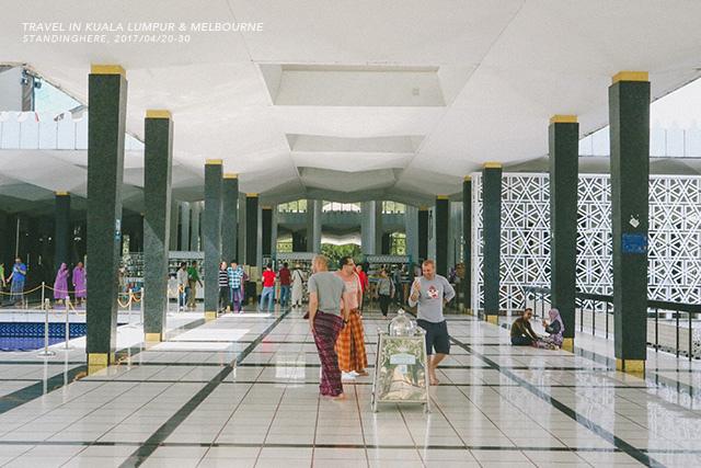 吉隆坡國家清真寺-390