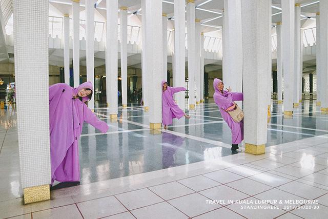 吉隆坡國家清真寺-400