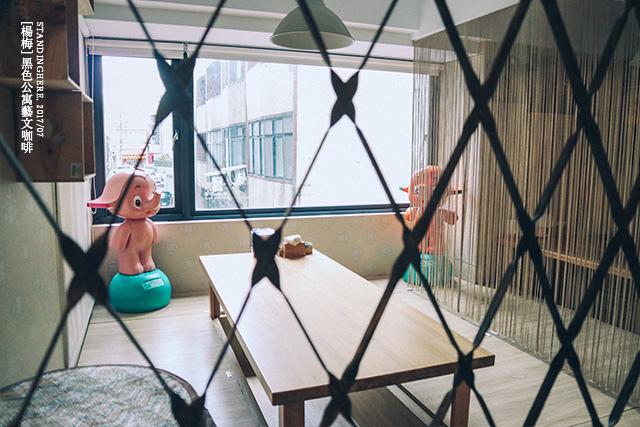 楊梅黑色公寓藝文咖啡-24