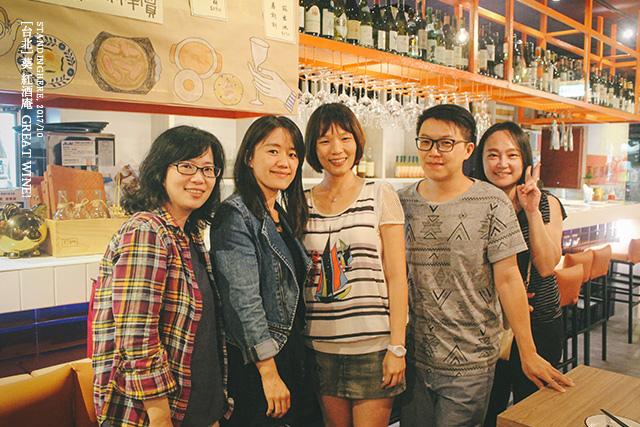 台北通化街-葵紅酒庵-33