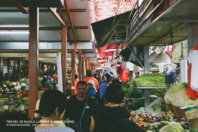 馬來西亞吉隆坡-秋吉市場481