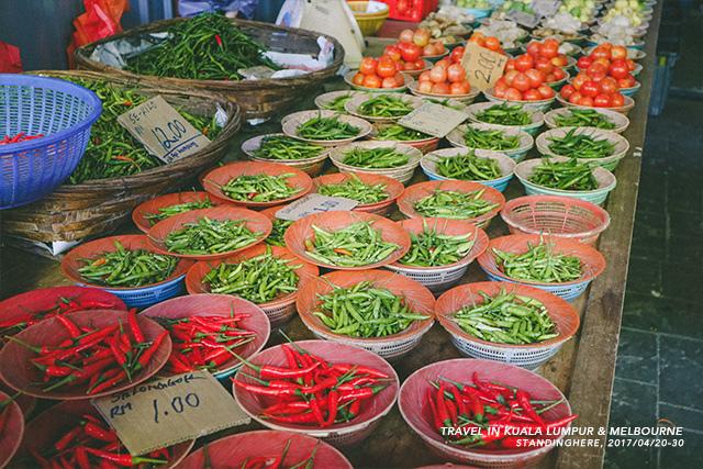 馬來西亞吉隆坡-秋吉市場484