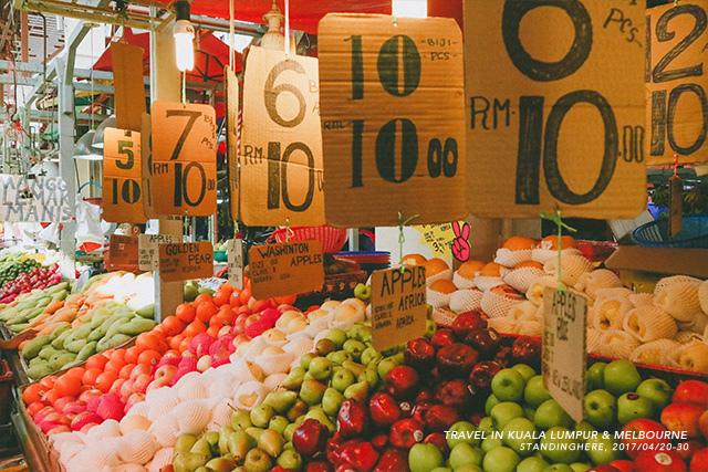 馬來西亞吉隆坡-秋吉市場496