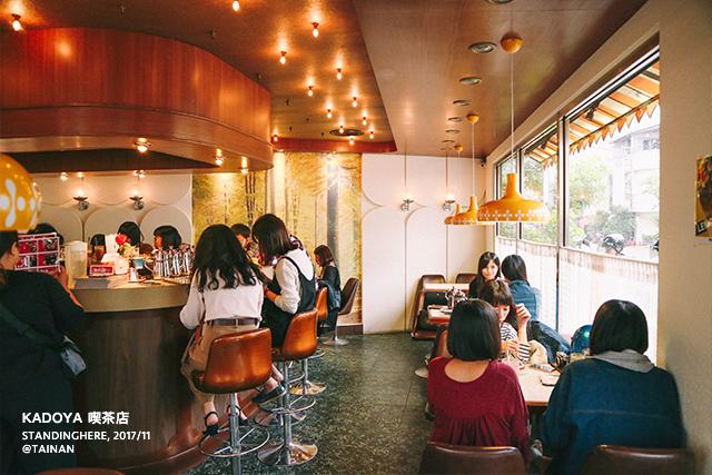 台南 KADOYA 喫茶店-08