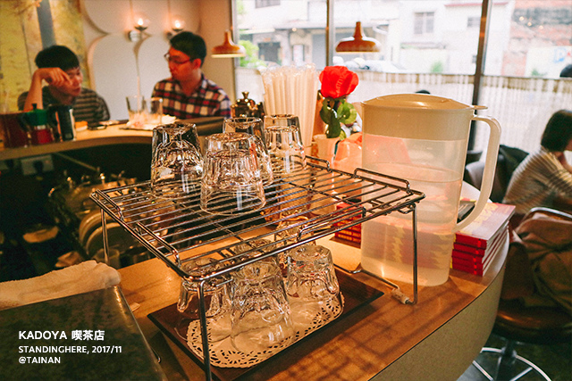 台南 KADOYA 喫茶店-15