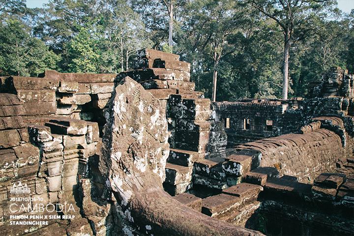 柬埔寨-暹粒-吳哥古蹟-d3-141
