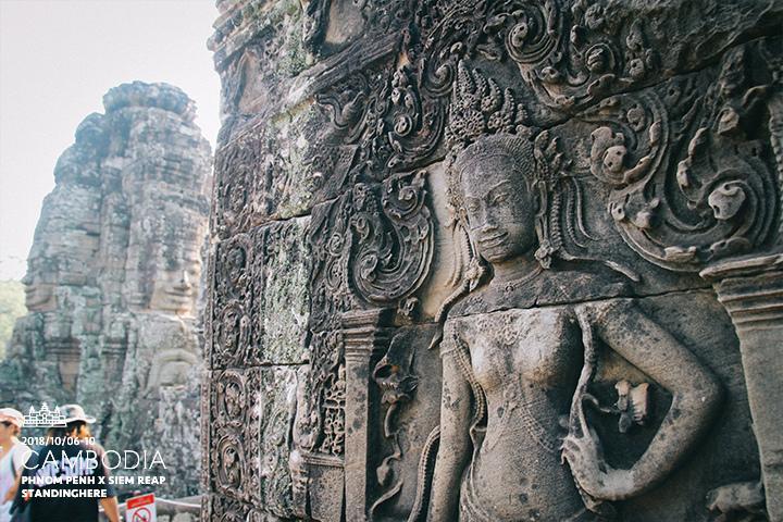 柬埔寨-暹粒-吳哥古蹟-d3-140