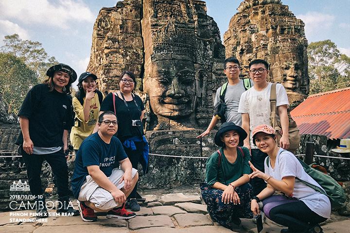 柬埔寨-暹粒-吳哥古蹟-d3-143