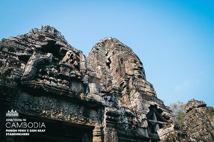 柬埔寨-暹粒-吳哥古蹟-d3-142