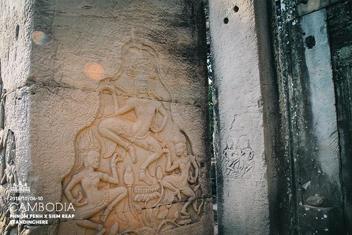 柬埔寨-暹粒-吳哥古蹟-d3-150