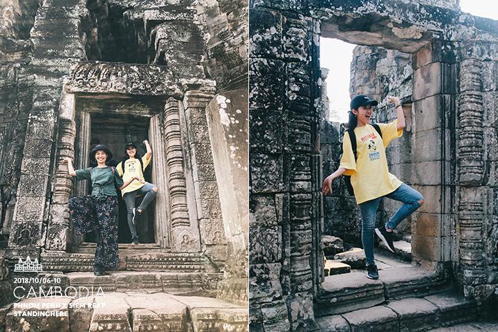 柬埔寨-暹粒-吳哥古蹟-d3-147