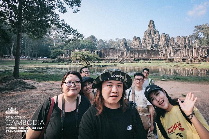 柬埔寨-暹粒-吳哥古蹟-d3-157