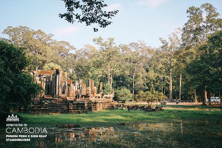 柬埔寨-暹粒-吳哥古蹟-d3-153