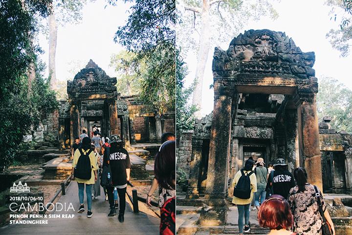 柬埔寨-暹粒-吳哥古蹟-d3-162