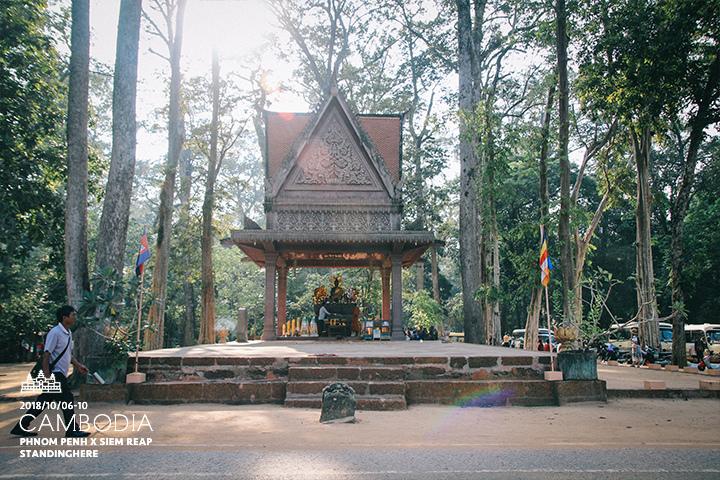 柬埔寨-暹粒-吳哥古蹟-d3-158