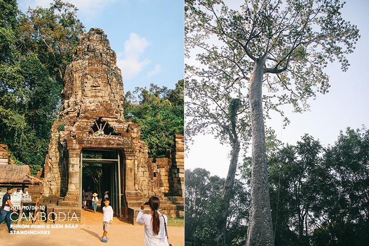 柬埔寨-暹粒-吳哥古蹟-d3-160