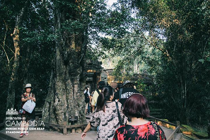 柬埔寨-暹粒-吳哥古蹟-d3-161