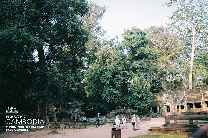 柬埔寨-暹粒-吳哥古蹟-d3-165