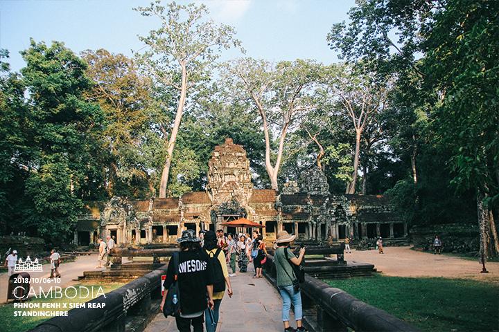 柬埔寨-暹粒-吳哥古蹟-d3-163