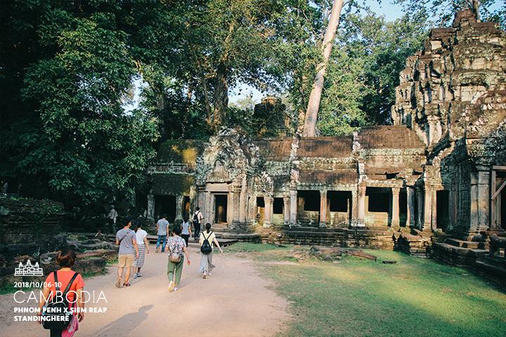 柬埔寨-暹粒-吳哥古蹟-d3-168