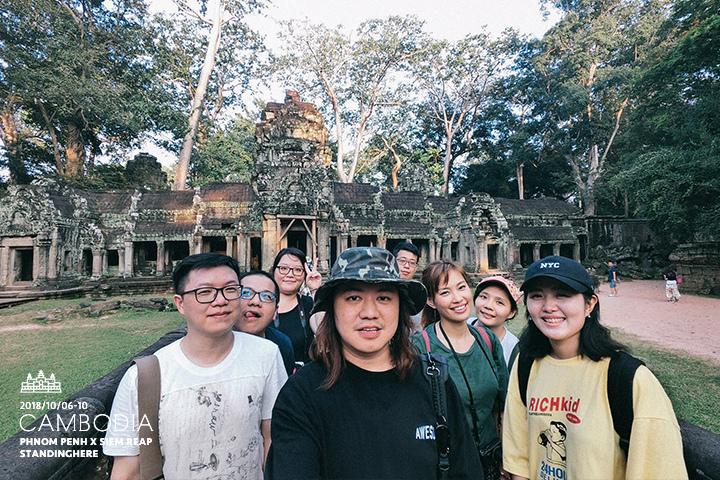 柬埔寨-暹粒-吳哥古蹟-d3-164