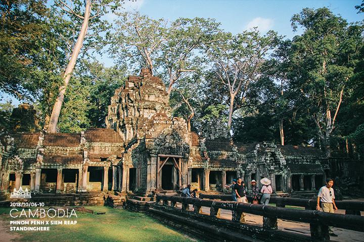 柬埔寨-暹粒-吳哥古蹟-d3-167