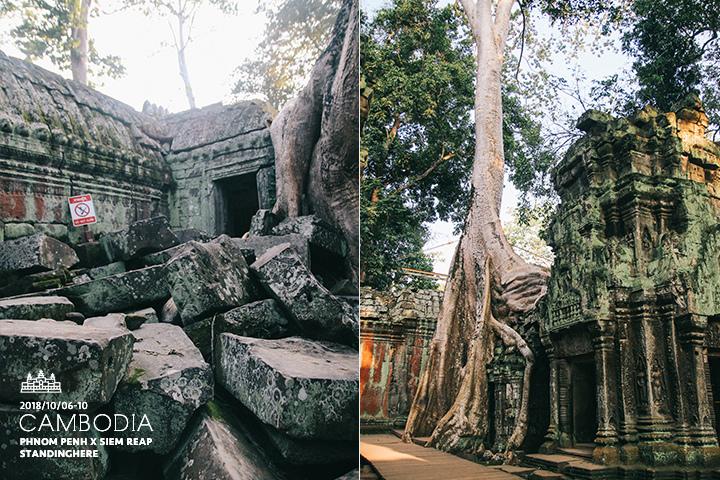 柬埔寨-暹粒-吳哥古蹟-d3-174