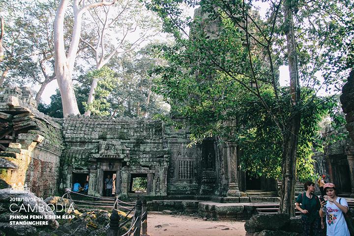 柬埔寨-暹粒-吳哥古蹟-d3-173