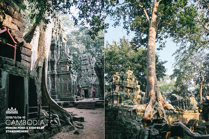 柬埔寨-暹粒-吳哥古蹟-d3-171