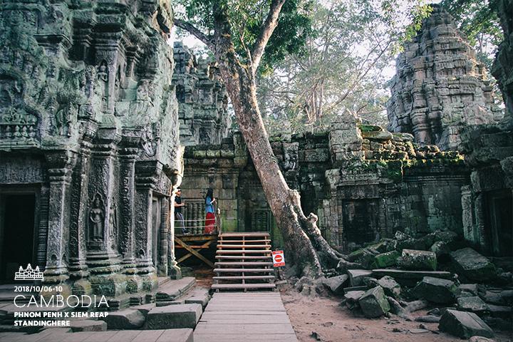 柬埔寨-暹粒-吳哥古蹟-d3-176